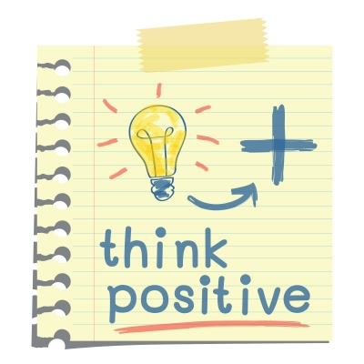 Think Positive by jesadaphorn